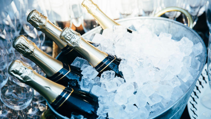The differences between Champagne and Cava