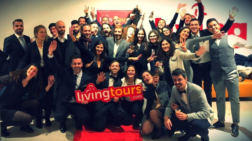 Why Living Tours? The team!