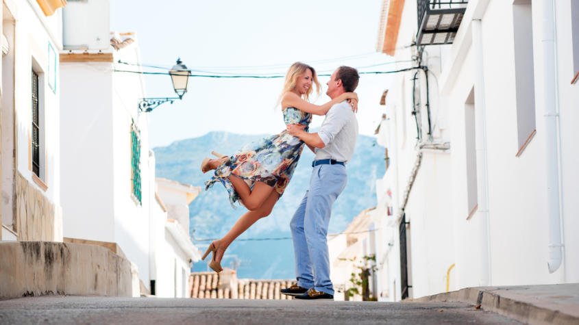 Top romantic cities in Spain for Valentine's Day