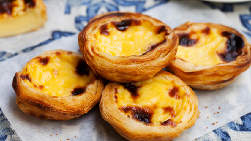 The difference between Pastel de Nata and Pastel de Belém