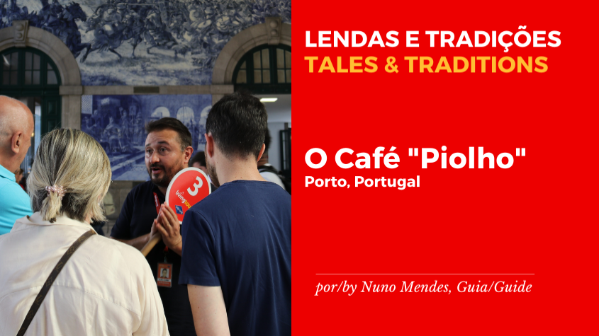 Tales & Traditions - Historic Cafes of Porto - Piolho Coffee