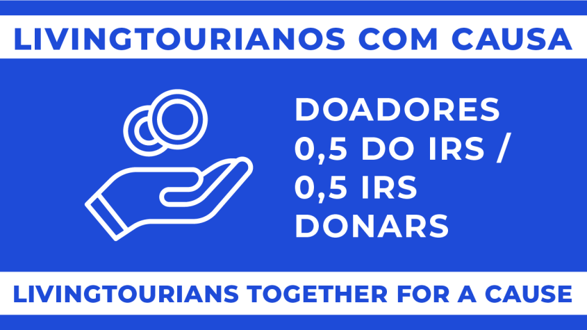 Donate 0,5% of your IRS tax to O Joãozinho institution. Vat number 501 941 060