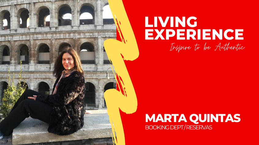 The Living Experience - Marta Quintas