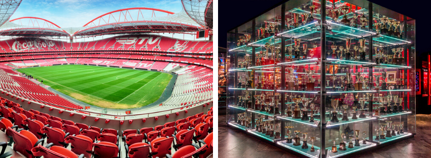 football stadiums portugal benfica