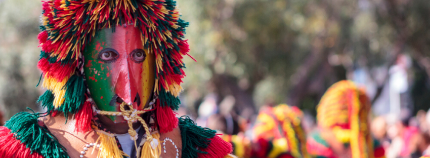 what to do in portugal in march caretos carnival