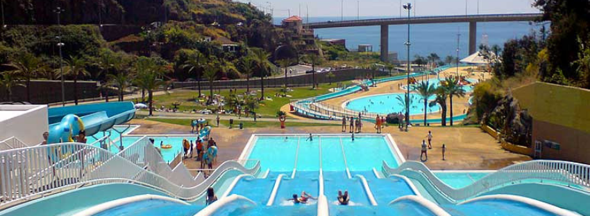 water park in Santa cruz