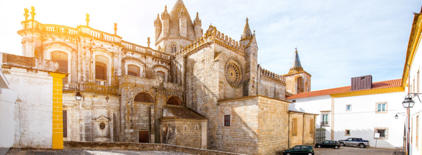 Cathedrale de Evora